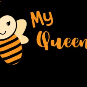 My Litlle Queen Bee SVG Thumbnail
